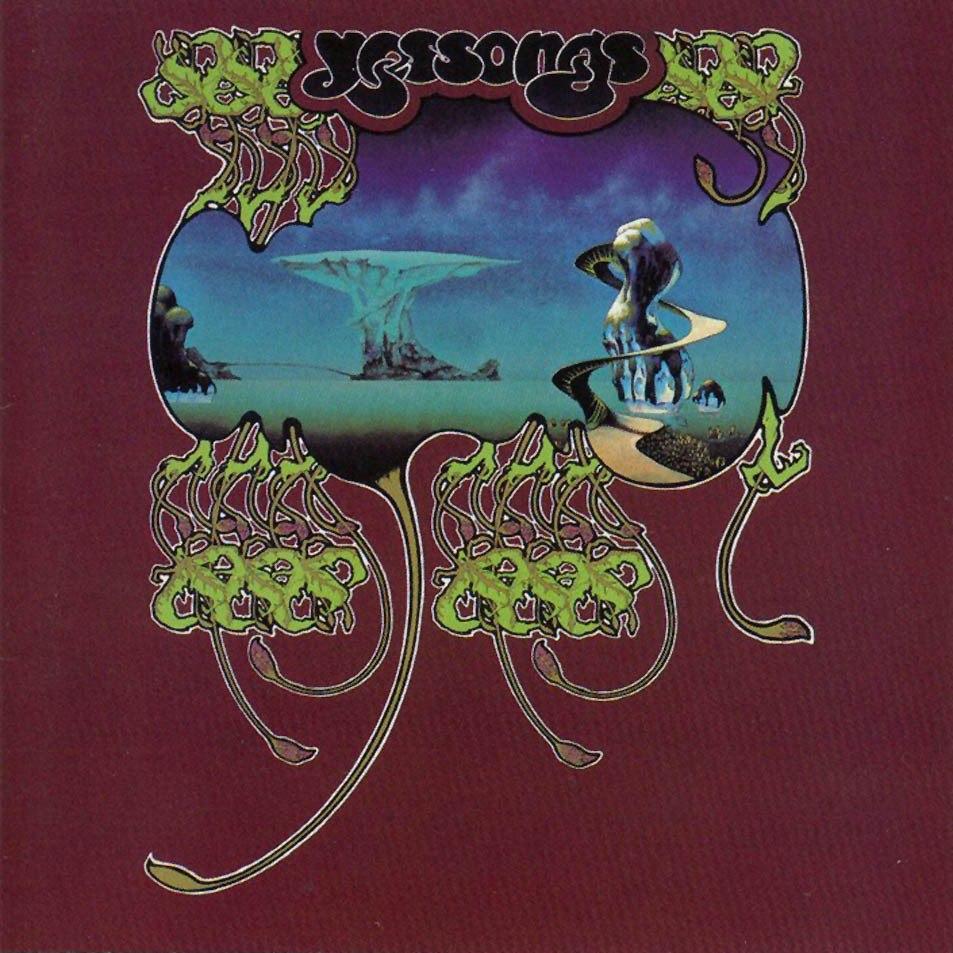 История обложки: Yes «Yessongs» (1973)