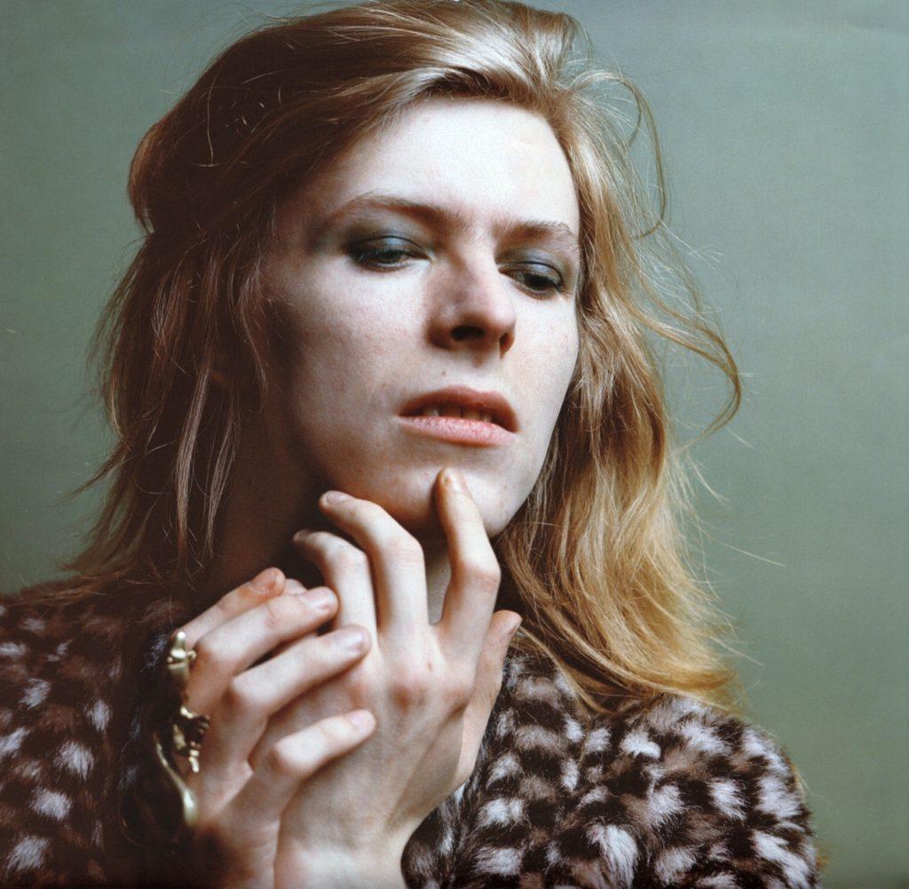 David Bowie Hunky Dory 1971. Сам Боуи говорил о нем: Это самый простой альбом из всех, что я когда-либо делал.