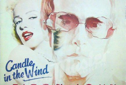История одной песни: Elton John – Candle In The Wind. Автор текста Берни Топин прямо утверждает, что ее героиня именно Мэрилин Монро.