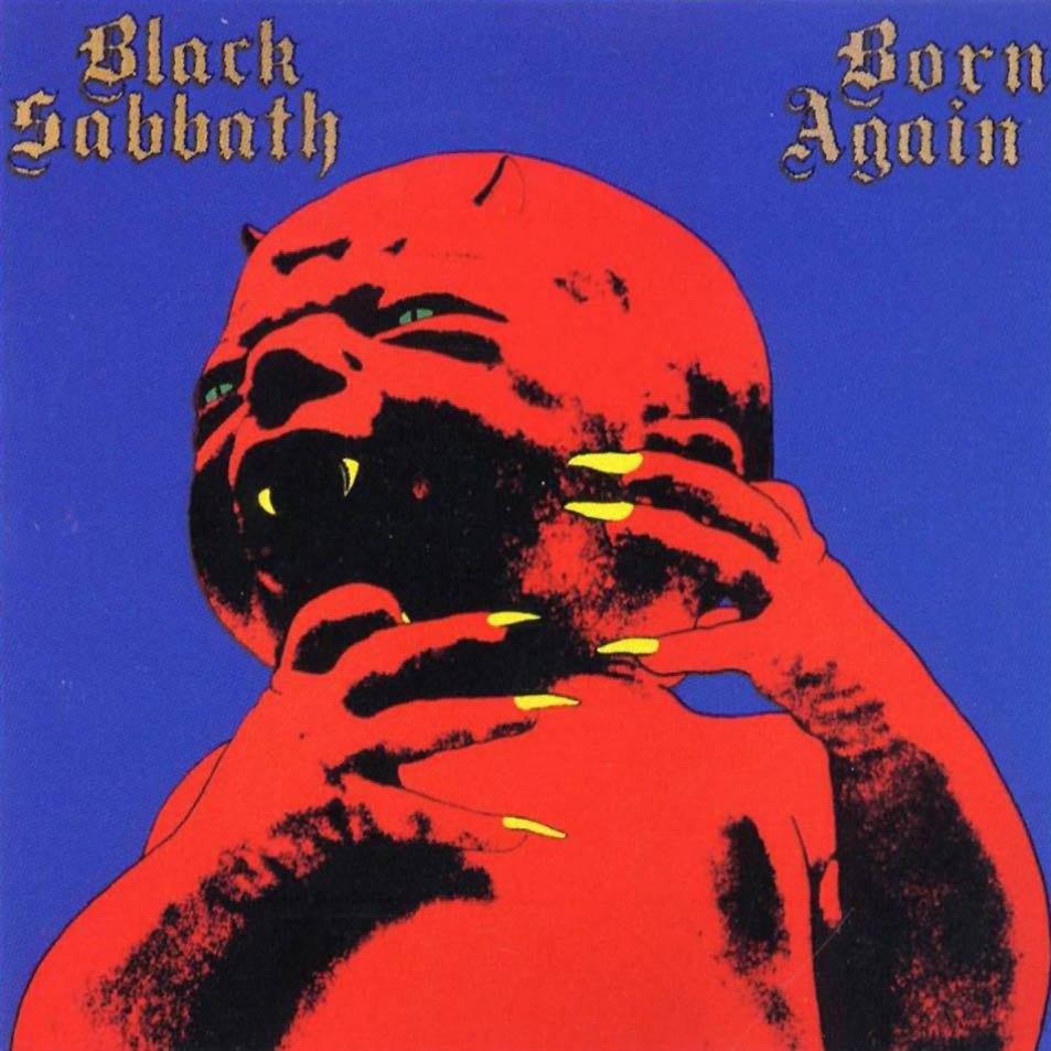 История обложки: Black Sabbath «Born Again» (1983)
