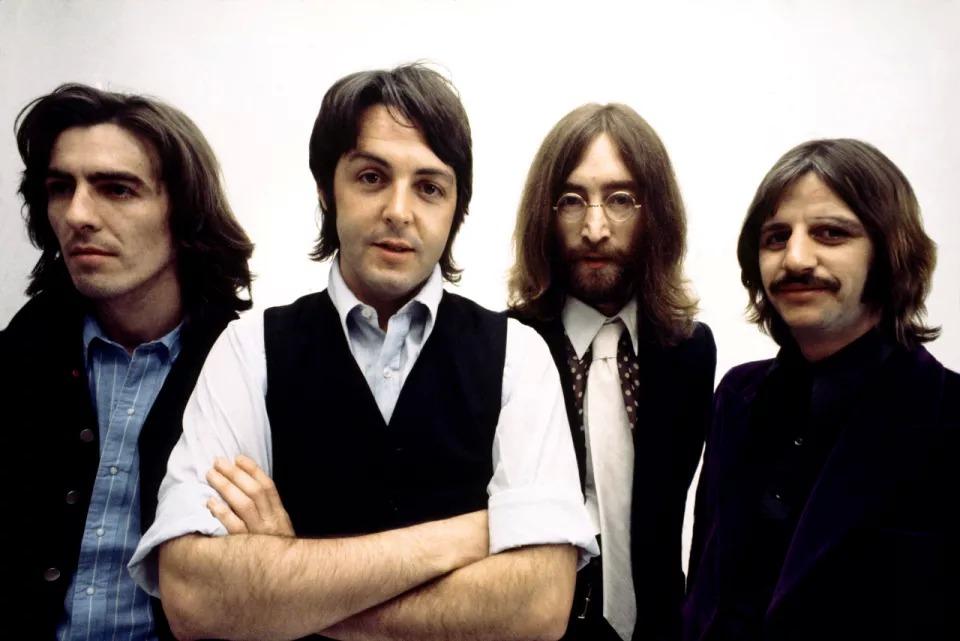 Участники группы The Beatles