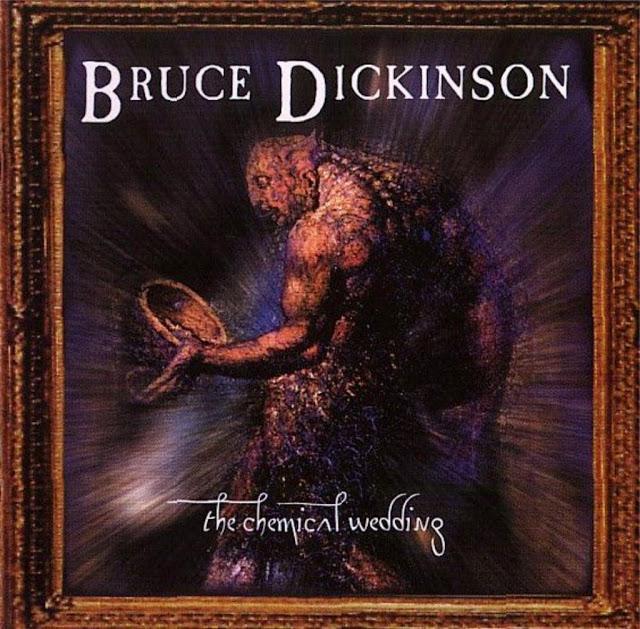 Bruce Dickonson - The Chemical Wedding. Метафизическая поэзия вдохновила Брюса на наиболее удачную работу