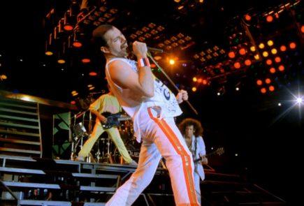 Queen Live Budapest 1986, Фото: nnm2.com