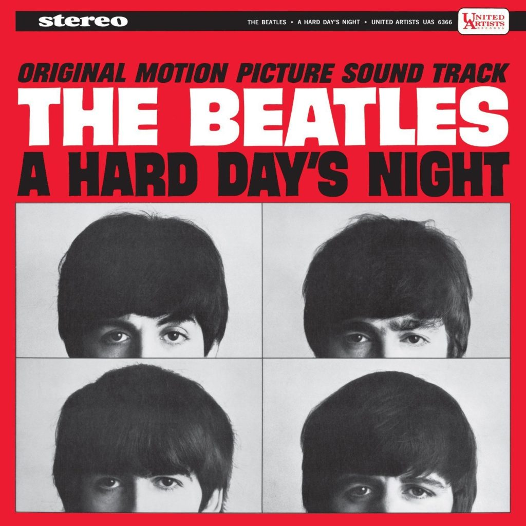 The Beates A Hard Day's Night US Version