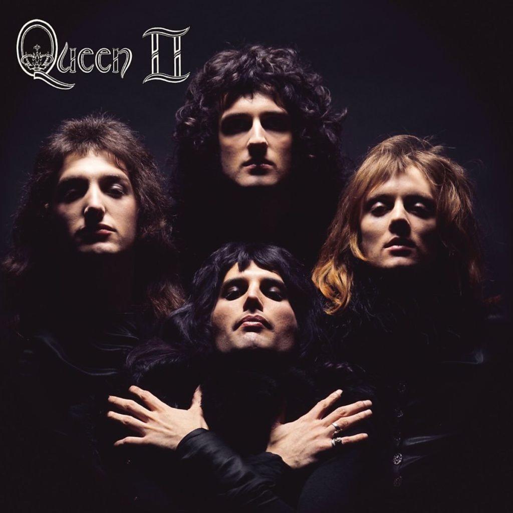 История обложки: Queen II (1974)