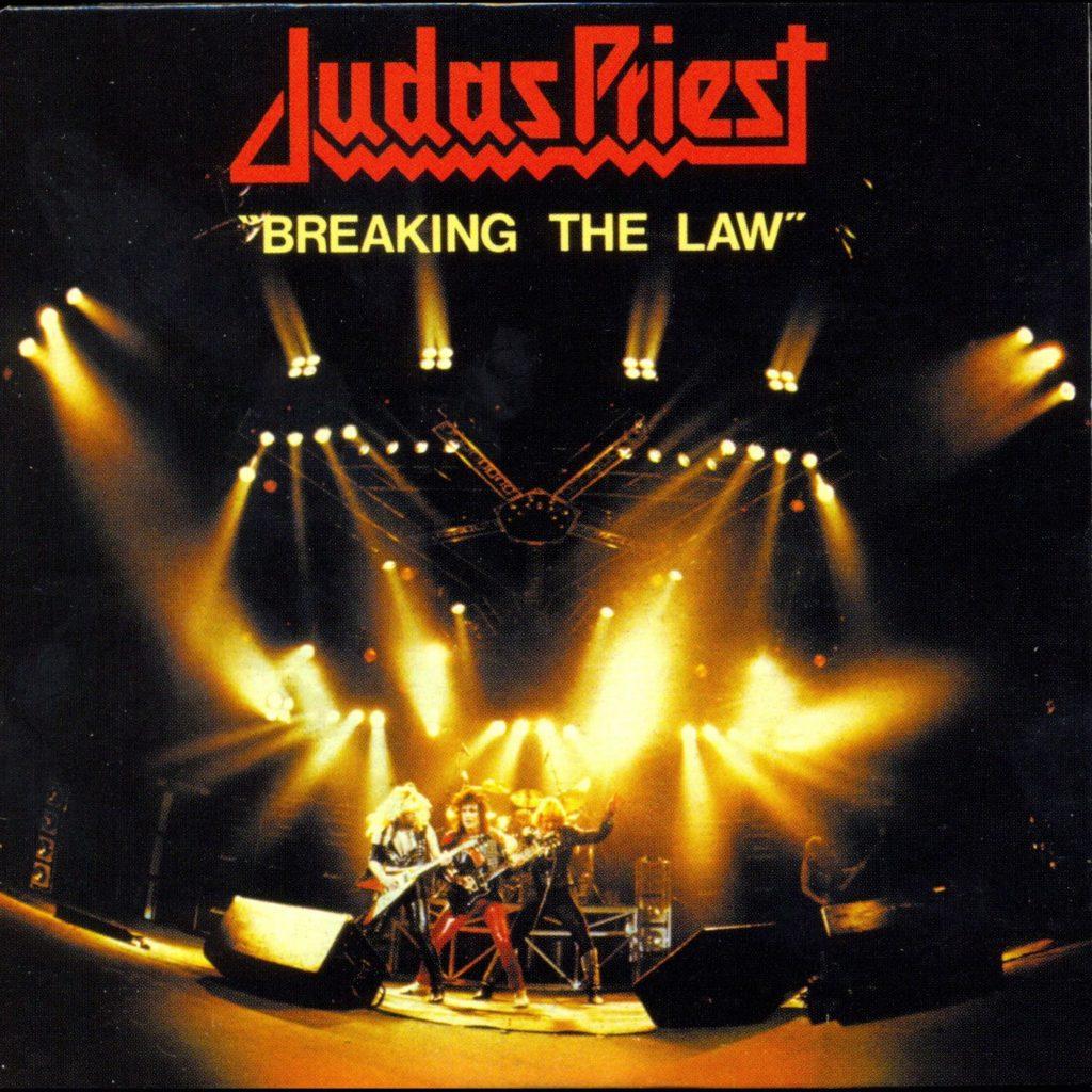 Judas Priest - Breaking The Law: Отменный рифф, текст, который появился «сам собой», и промо-ролик — чистая пантомима — история, которая скрывается за любимой песней Бивиса и Баттхеда от группы Judas Priest.