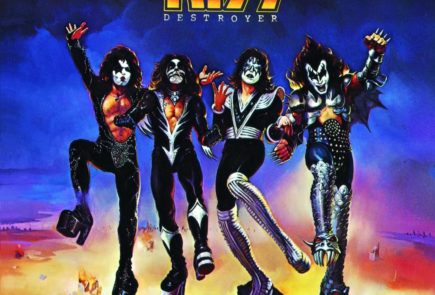 Classic Rock Top 100: #94 Kiss - Destroyer (1976)