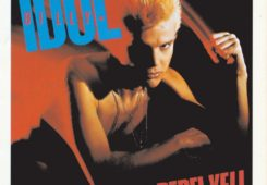 Classic Rock Top 100: #95 Billy Idol - Rebel Yell (1983)