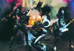 История обложки: Kiss - Alive (1975)