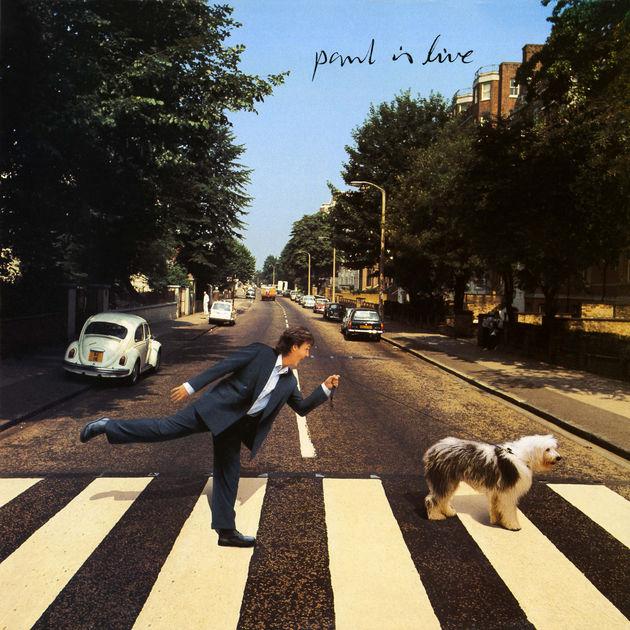Маккартни вернулся наэту зебру в1993году, чтобы сделать фото для обложки своего сольного альбома ссимволическим названием Paul IsLive (Пол жив).