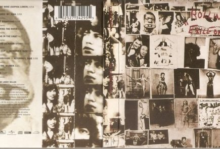 История обложки: The Rolling Stones – Exile On Main Street (1972)