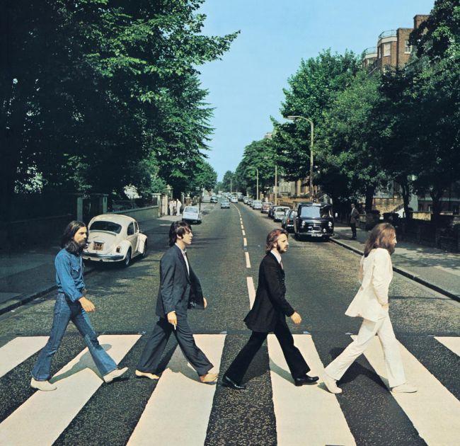 История обложки: The Beatles - Abbey Road (1969)