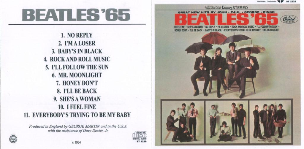 Американские издания The Beatles, часть четвёртая: история большого скачка...