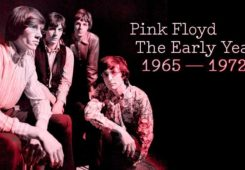 Pink Floyd: The Early Years 1965-1972. Credit WMG