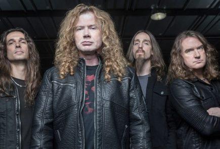 Новый альбом Megadeth будет «адски тяжелым»