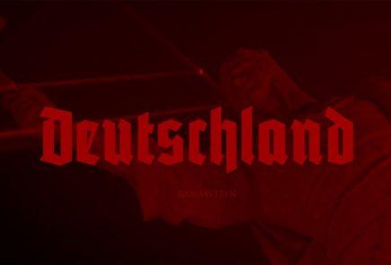 Rammstein вернулись! С новым альбомом и очередным шокирующим клипом на сингл Deutschland (NSFW/18+)