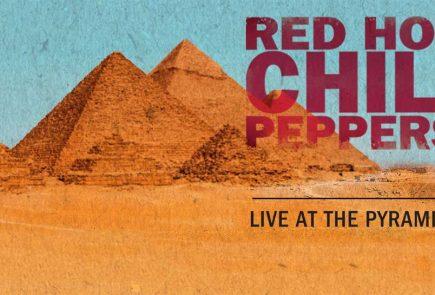 Red Hot Chili Peppers запустят трансляцию шоу