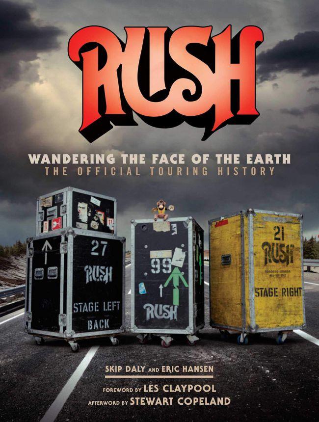Rush отметят свою насыщенную историю книгой в 400 страниц