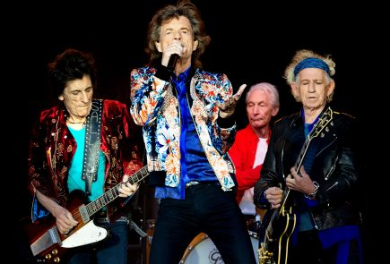 The Rolling Stones отменили тур